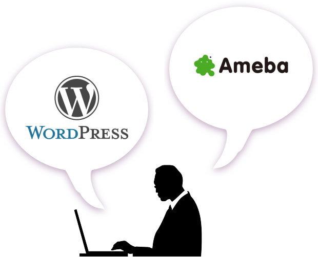 アメブロwordpress