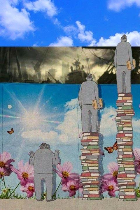 本を読む人と読まない人の見える世界の違い