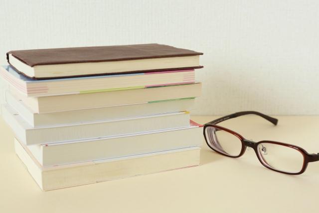 何冊も読む