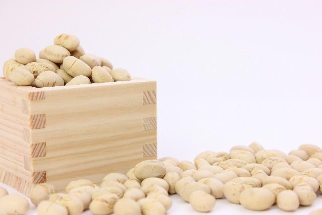 節分の日に豆をまく理由
