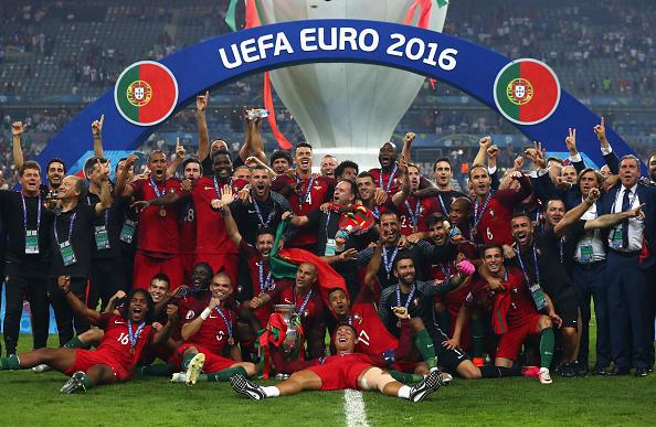 EURO2016はポルトガルが延長戦の末フランスを制して初優勝!ゴールデンブーツも発表!