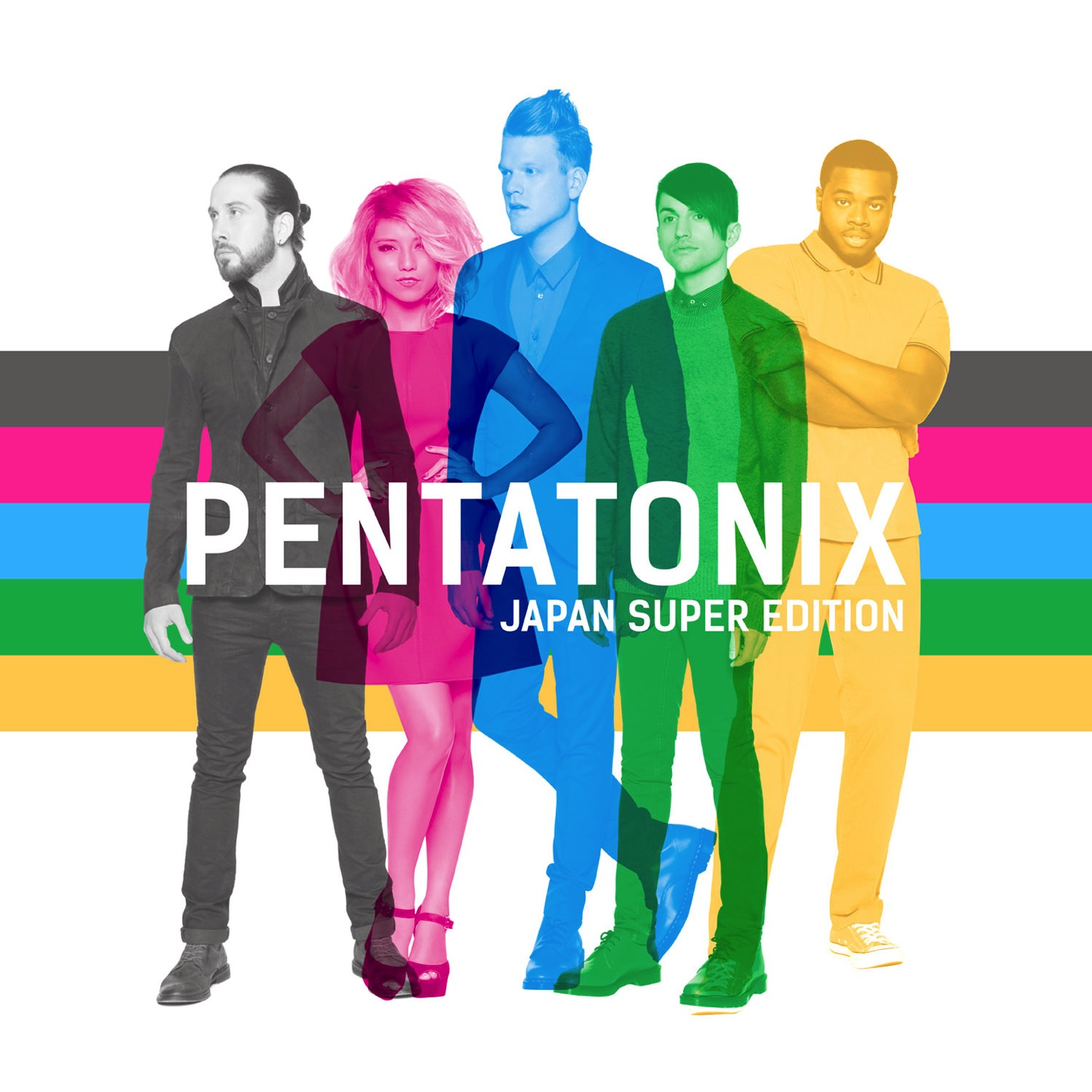 Pentatonix (Japan Super Edition)