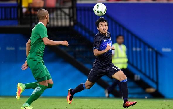 リオオリンピックサッカー日本代表の初戦はミスによる大量5失点で敗戦